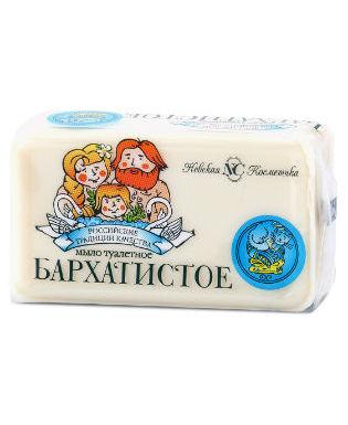 Мыло Бархатистое Невская Косметика
